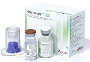 Haemonine(factor IX)